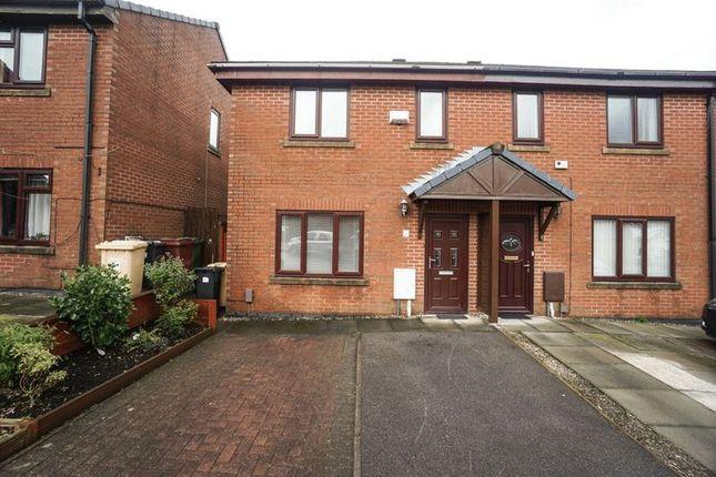 Thumbnail Semi-detached house to rent in Pembroke Close, Horwich, Bolton