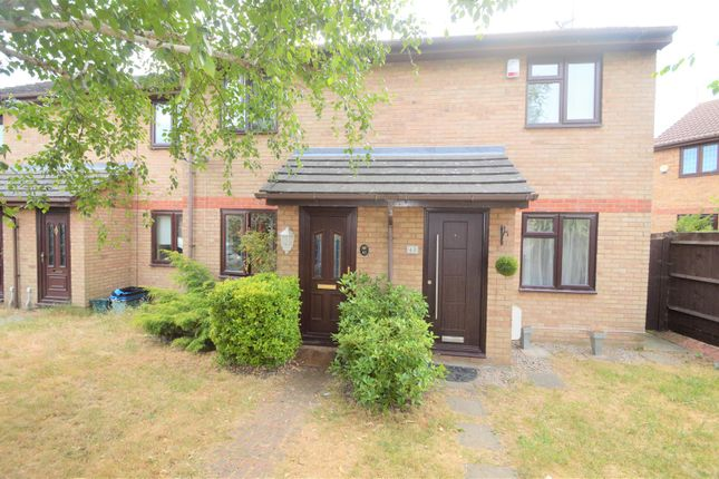 Thumbnail Terraced house to rent in Hazelwood Park Close, Chigwell