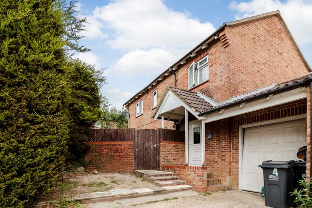 Thumbnail Detached house for sale in The Potteries, Uckfield, East Sussex