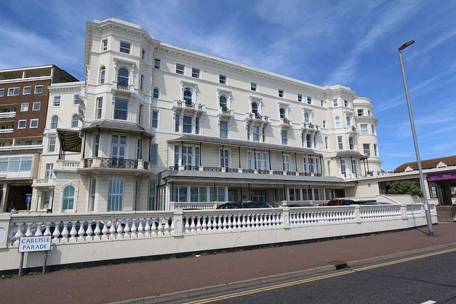 Thumbnail Flat for sale in Queens Apartments, Robertson Terrace, Hastings, East Sussex