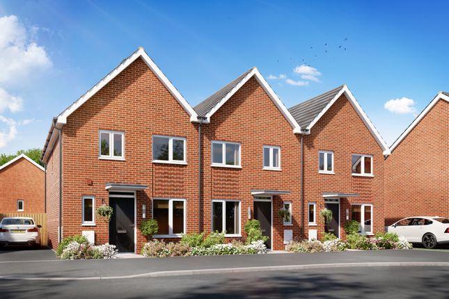 Thumbnail Terraced house for sale in Nile Street, Burslem, Stoke-On-Trent
