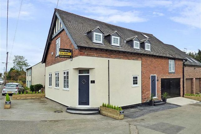 Thumbnail Flat for sale in Wrexham Road, Burland, Nantwich