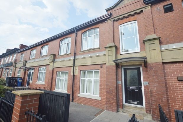 Thumbnail Flat to rent in Fairleigh, Manor, Sheffield