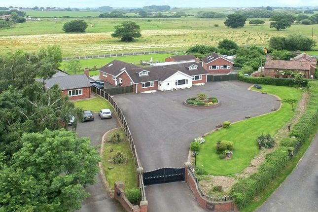 Thumbnail Detached bungalow for sale in Willow Vale, Longdon-Upon-Tern, Telford