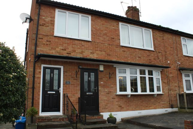 Thumbnail Maisonette for sale in Hainault, Essex