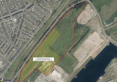 Thumbnail Land for sale in Development Site, Ffordd Y Mileniwm, Barry