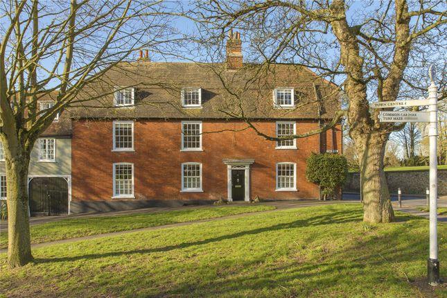 Thumbnail Link-detached house for sale in Common Hill, Saffron Walden, Essex