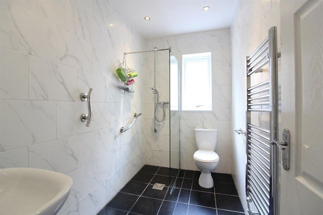 Wet Room of Victoria Road, Capel-Le-Ferne, Folkestone CT18