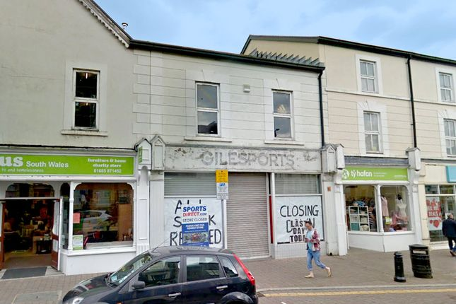 Retail premises to let in Unit 5, 3-6 Cardiff Street, Aberdare, Wales