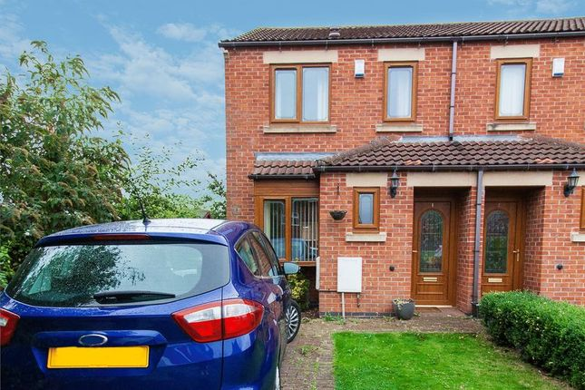 Thumbnail Property to rent in Red Oaks Court, Warsop, Mansfield