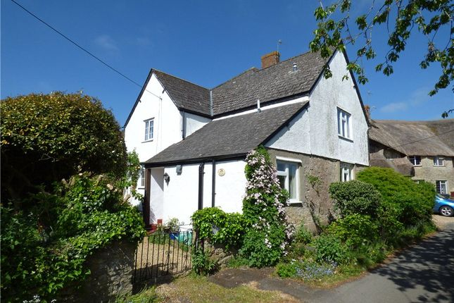 Thumbnail Semi-detached house for sale in Newtown, Milborne Port, Sherborne, Dorset