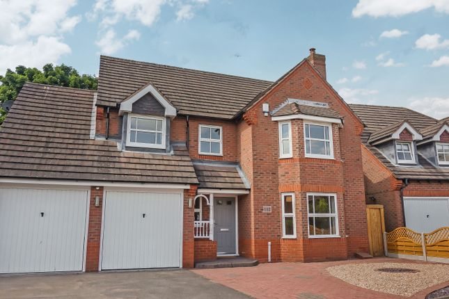 Thumbnail Detached house for sale in Wheatmoor Road, Sutton Coldfield