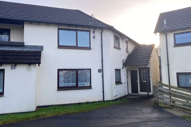 Thumbnail Flat to rent in Jacobs Pool, Okehampton