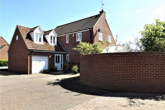 4 bed detached house for sale in Sycamore View, Gedney Hill, Spalding