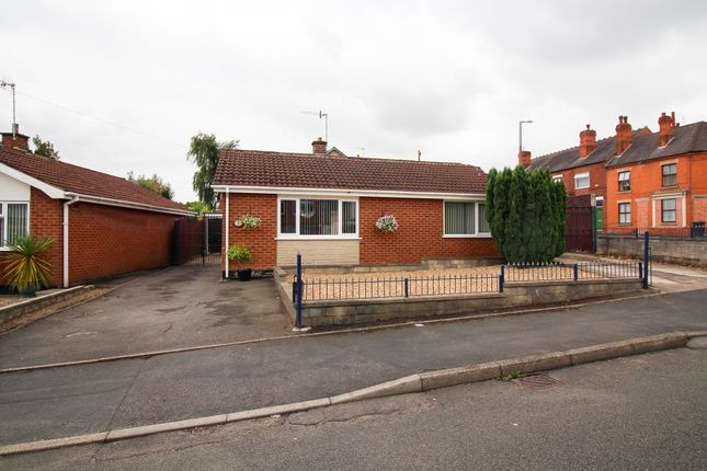 Thumbnail Detached bungalow for sale in Grenville Drive, Ilkeston