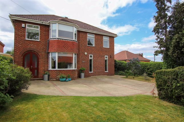 5 bed detached house for sale in Elm Lane, Goxhill, North Lincolnshire DN19
