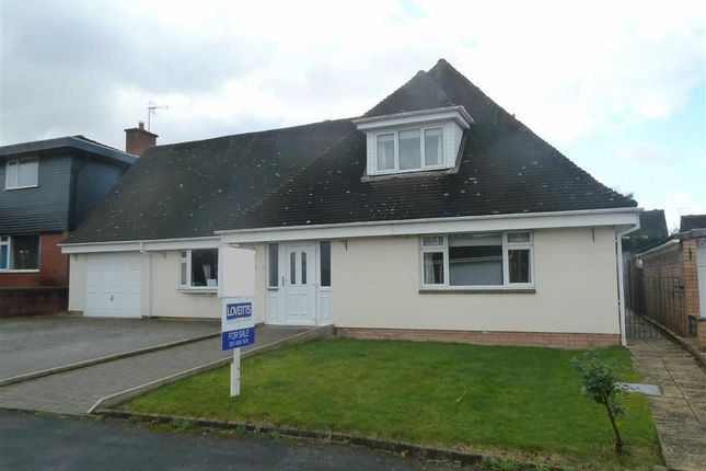 Thumbnail Detached house for sale in Greenside Close, Whitestone, Nuneaton