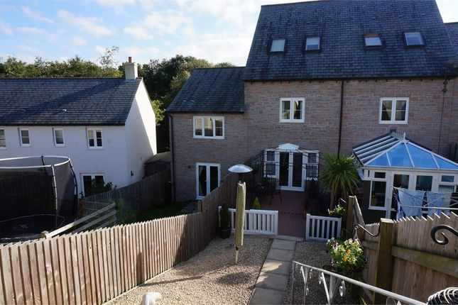Thumbnail Terraced house to rent in Catchfrench Crescent, Liskeard