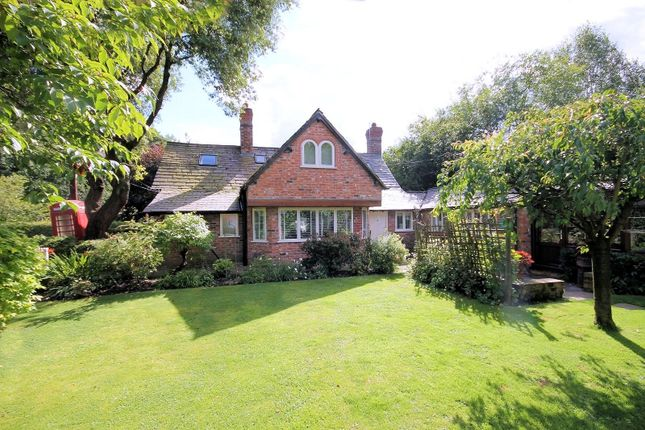 Thumbnail Cottage for sale in Arley, Northwich