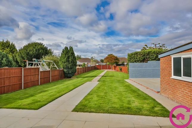 4 bed detached bungalow for sale in Churchdown Lane, Hucclecote, Gloucester