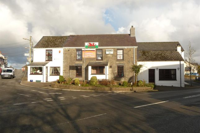 Thumbnail Property for sale in The Crymych Arms, Crymych, Pembrokeshire