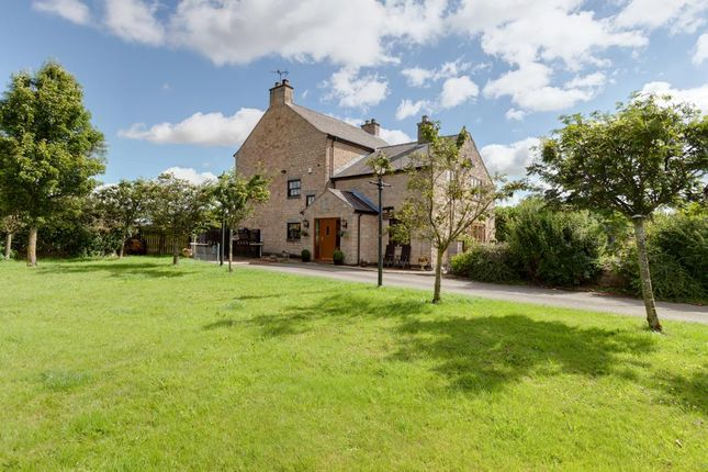 Thumbnail Detached house for sale in The Dales, Whitwell Common, Worksop