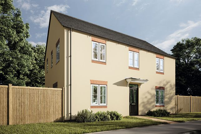 """4 bed detached house for sale in """"The Larch"""" at Pioneer Way, Bicester OX26"""
