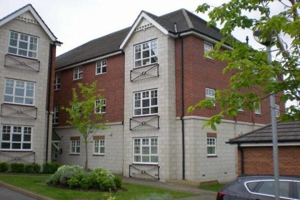 Thumbnail Flat to rent in Sandbach Drive, Northwich