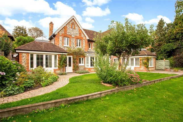 Thumbnail Link-detached house for sale in West Street, Henley-On-Thames, Oxfordshire