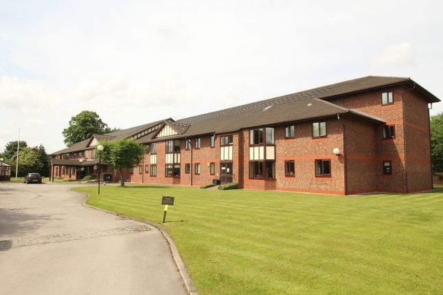 Thumbnail Flat for sale in Station Road, Handforth, Wilmslow