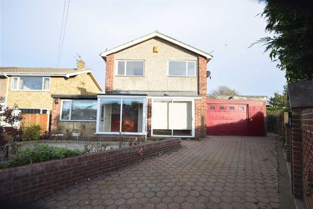 3 bed detached house for sale in Wylam Close, South Shields, South Shields