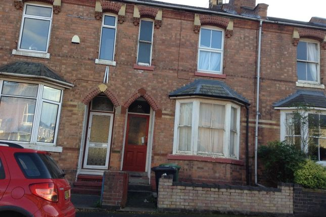 Thumbnail Terraced house to rent in 30 Aylesford Street, Leamington Spa