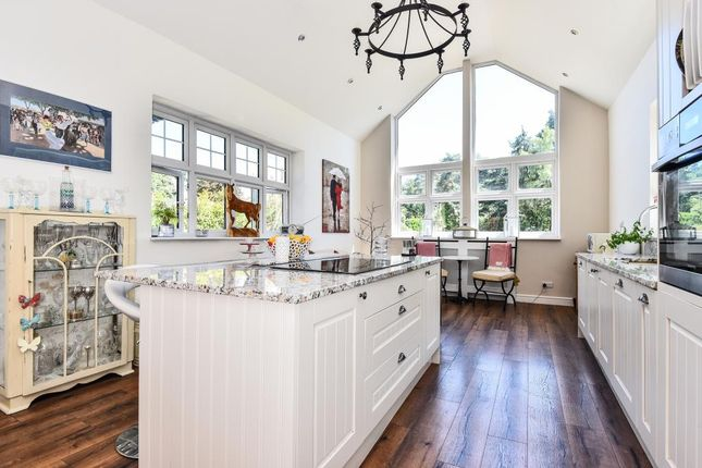 Thumbnail Semi-detached house for sale in Lightwater, Surrey