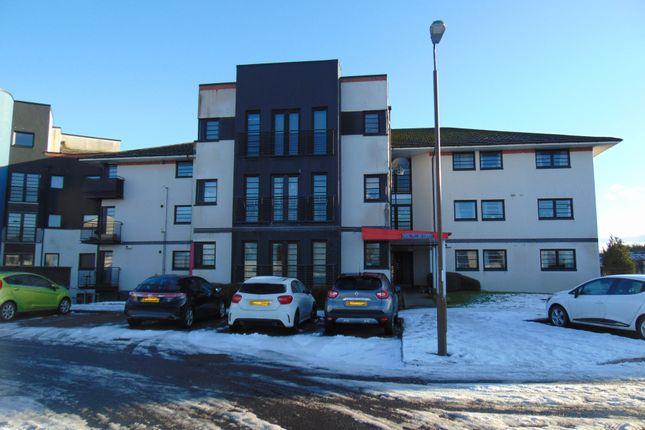 Thumbnail Flat to rent in Whiteside Court, Bathgate