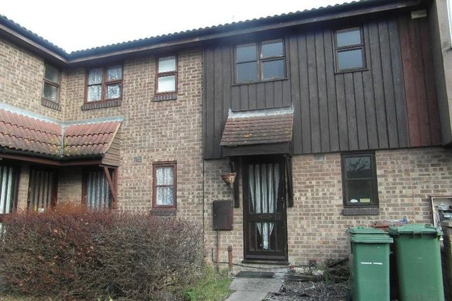 Thumbnail Terraced house to rent in Shelley Place, Tilbury