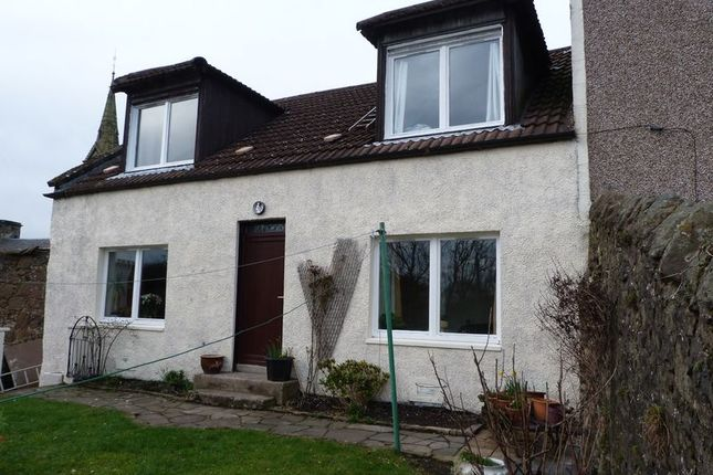 Thumbnail Semi-detached house for sale in High Street, Leslie, Glenrothes