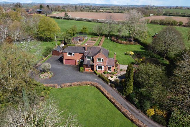 Thumbnail Detached house for sale in Elmley Lovett, Droitwich Spa
