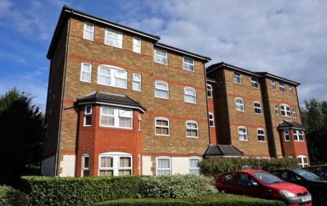 Thumbnail Flat to rent in Wingate Court, Aldershot, Hampshire