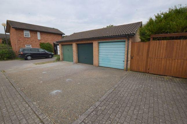 Garage And Drive of Minton Close, Blakelands, Milton Keynes MK14