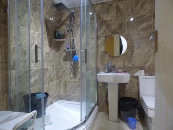 Shower Room of The Avenue, Acocks Green, Birmingham, West Midlands B27