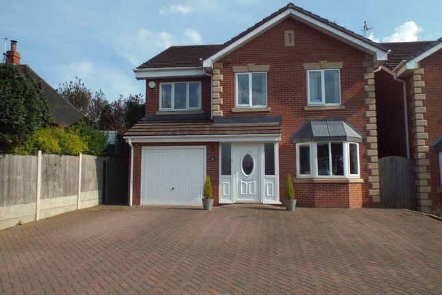 Thumbnail Detached house for sale in Drew Road, Pedmore, Stourbridge