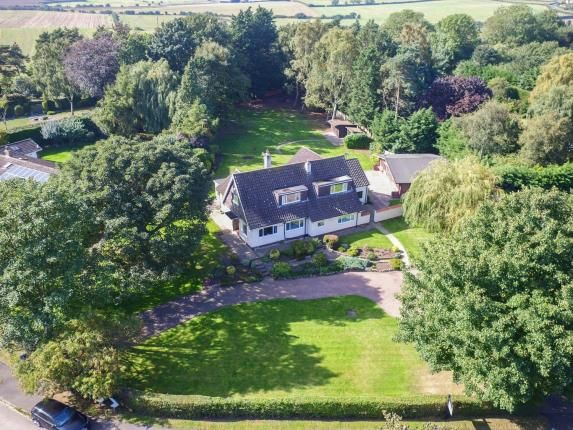 Thumbnail Detached house for sale in Holme Lane, Seamer, Middlesbrough, North Yorkshire