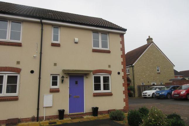 2 bed semi-detached house to rent in Linnet Lane, Melksham, Melksham, Wiltshire SN12
