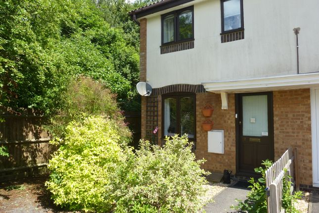 Thumbnail End terrace house for sale in Springfield Drive, Totton, Southampton