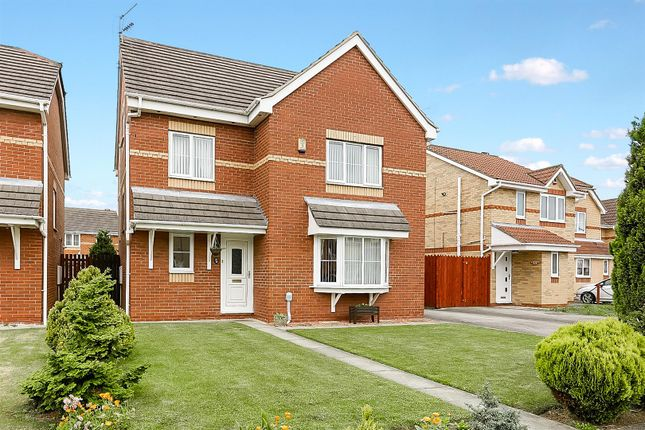 Thumbnail Detached house for sale in St. Aidans Way, Hull