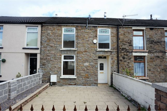 Thumbnail Terraced house for sale in Bute Street, Treorchy