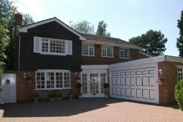 Thumbnail Property to rent in Claverdon Drive, Little Aston