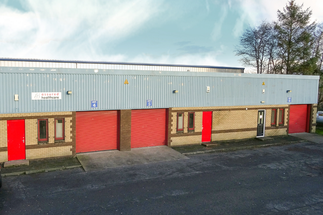 Thumbnail Light industrial to let in Munro Road, Springkerse Industrial Estate, Stirling