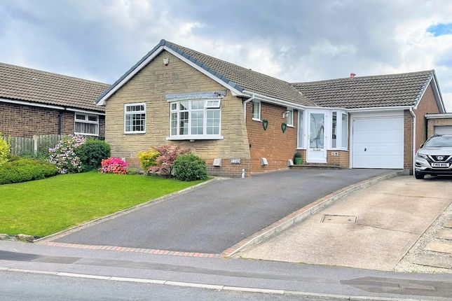 3 bed bungalow for sale in Markbrook Drive, High Green, Sheffield, South Yorkshire S35