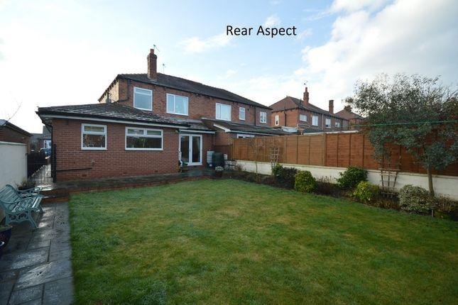 3 bed semi-detached house for sale in Elmwood Grove, Horbury, Wakefield